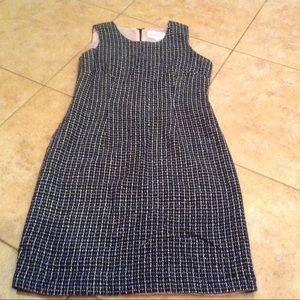 Danny Niciole black  white dress